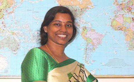 دانشمند کامپیوتر Promila Bahadur