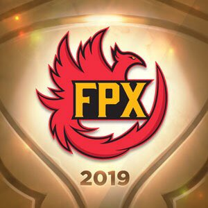 2019. tim FunPlus Phoenix (FPX) osvojio je Svjetsko prvenstvo League of Legends.