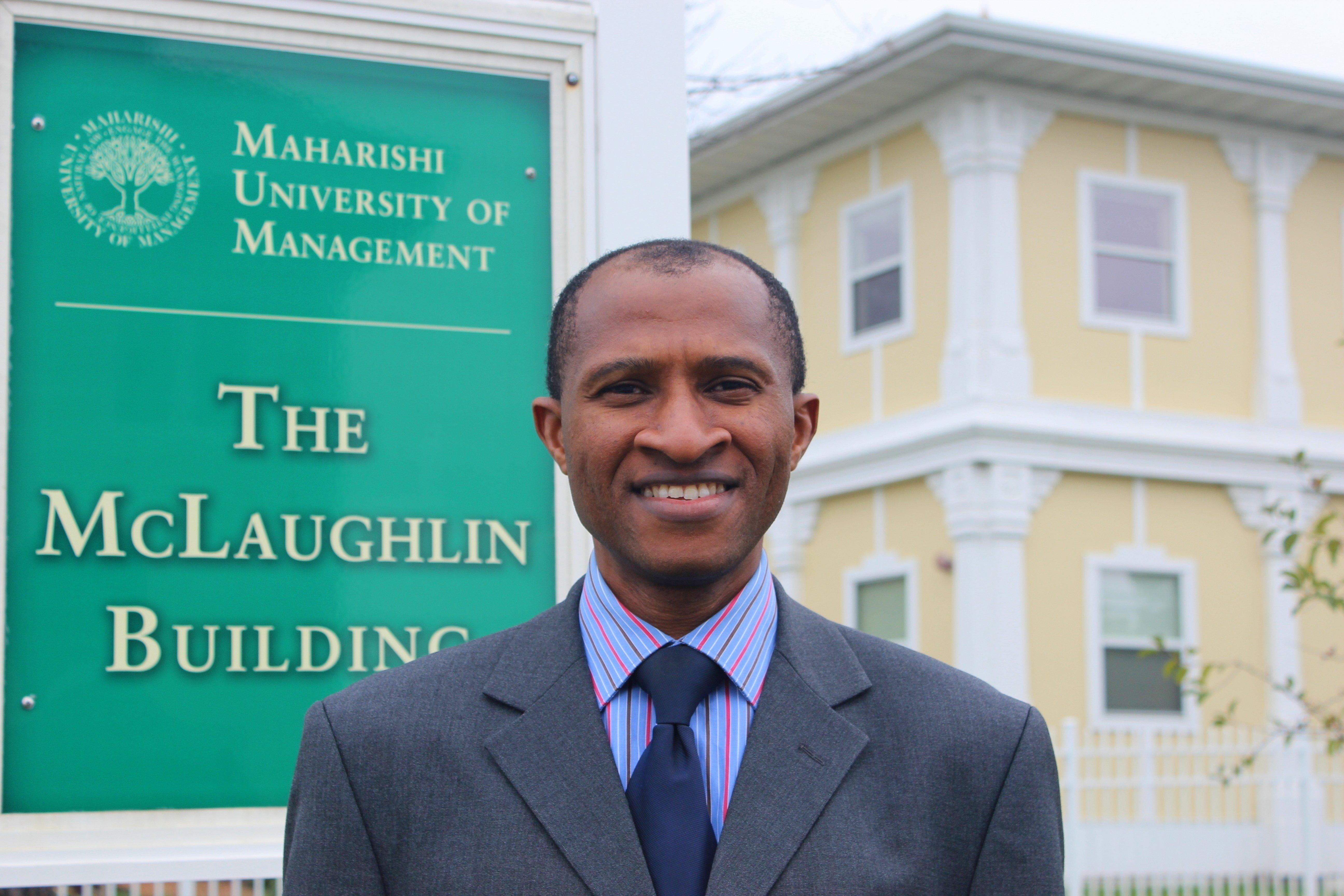 Prof. Obinna Kalu