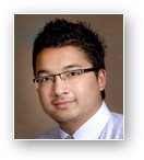 Rakesh Raj Shrestha, MS